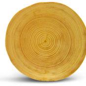 рубленное дерево